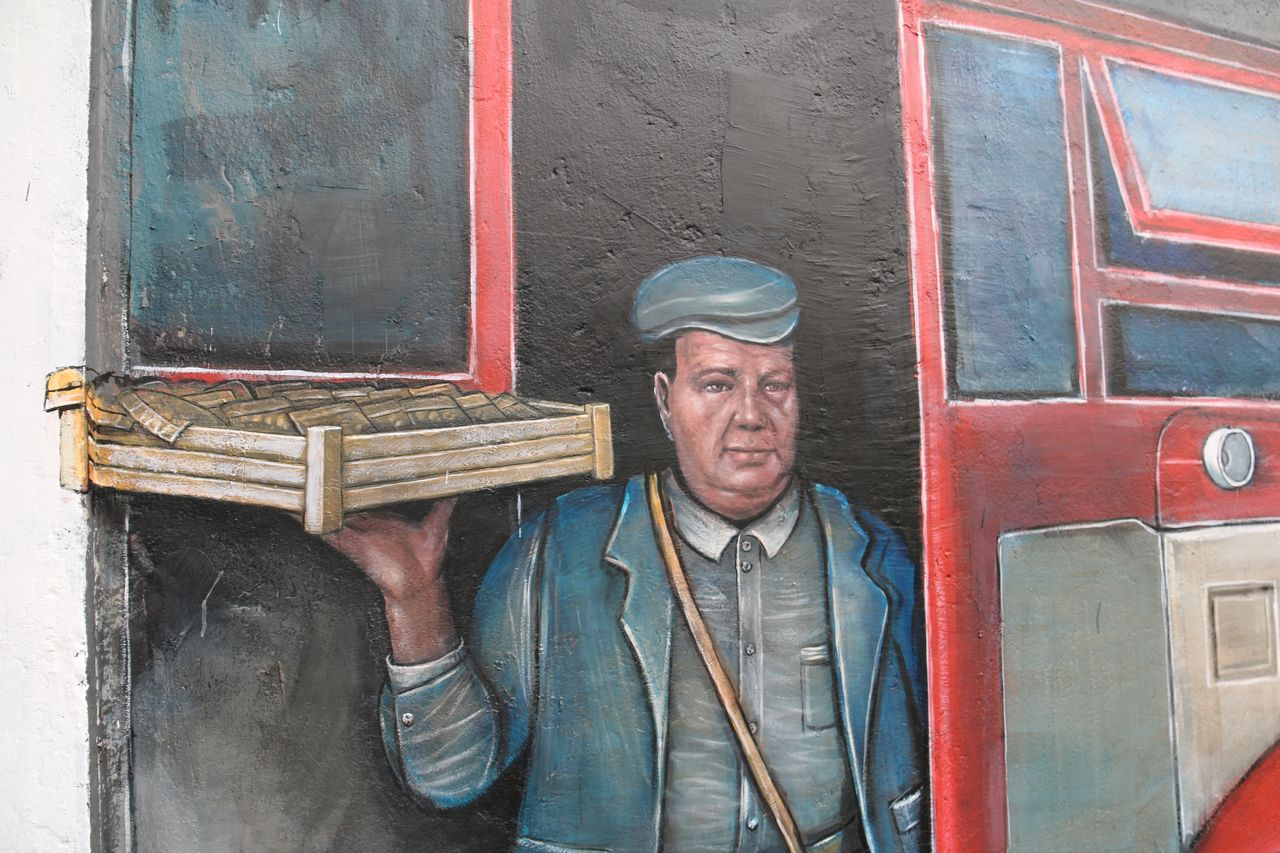 Vendedor do autocarro